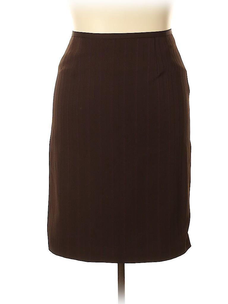 Harve Benard by Benard Holtzman Women Casual Skirt Size 16