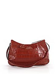 Monsac Leather Shoulder Bag