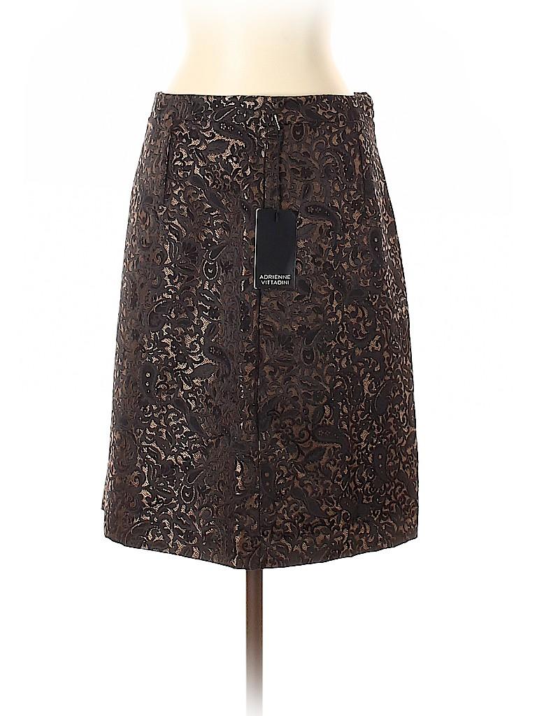 Adrienne Vittadini Women Formal Skirt Size 4