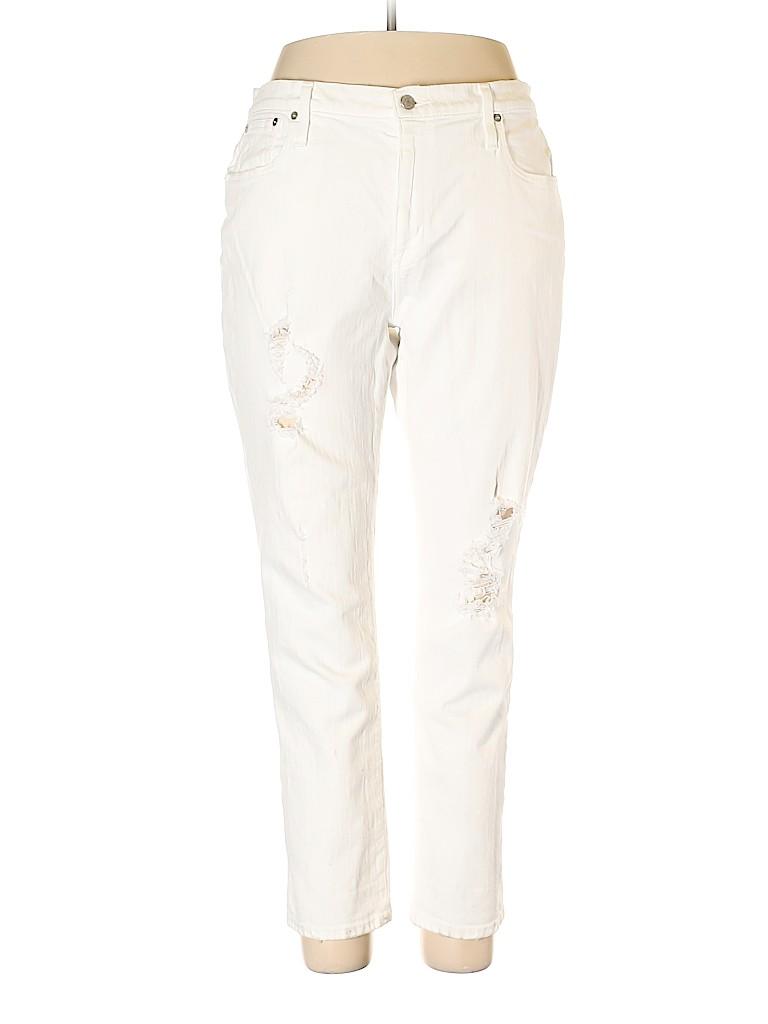 Point Sur Women Jeans 34 Waist