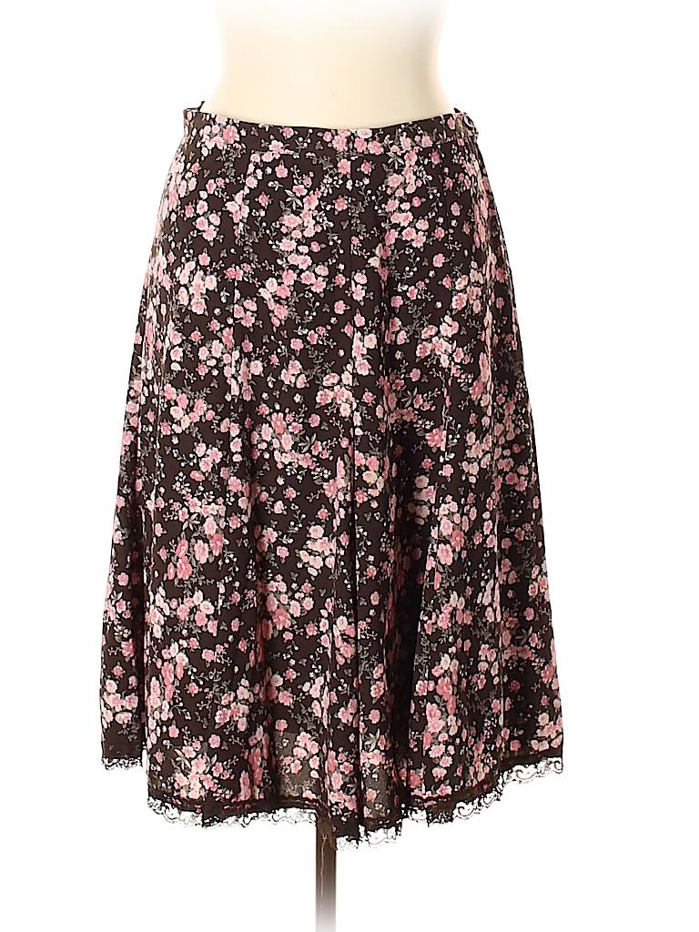 B. Moss Women Casual Skirt Size 10