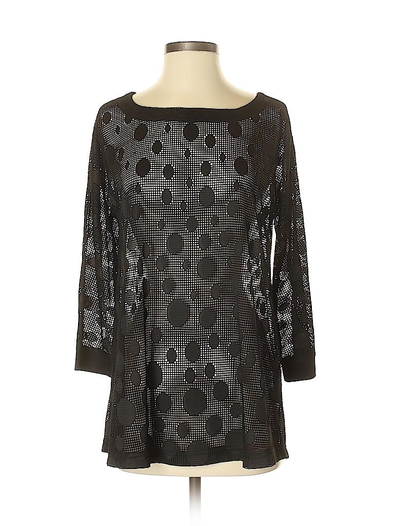 Robert Kitchen Women 3/4 Sleeve Top Size XS