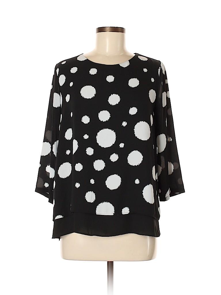 Joseph Ribkoff Women 3/4 Sleeve Blouse Size 6