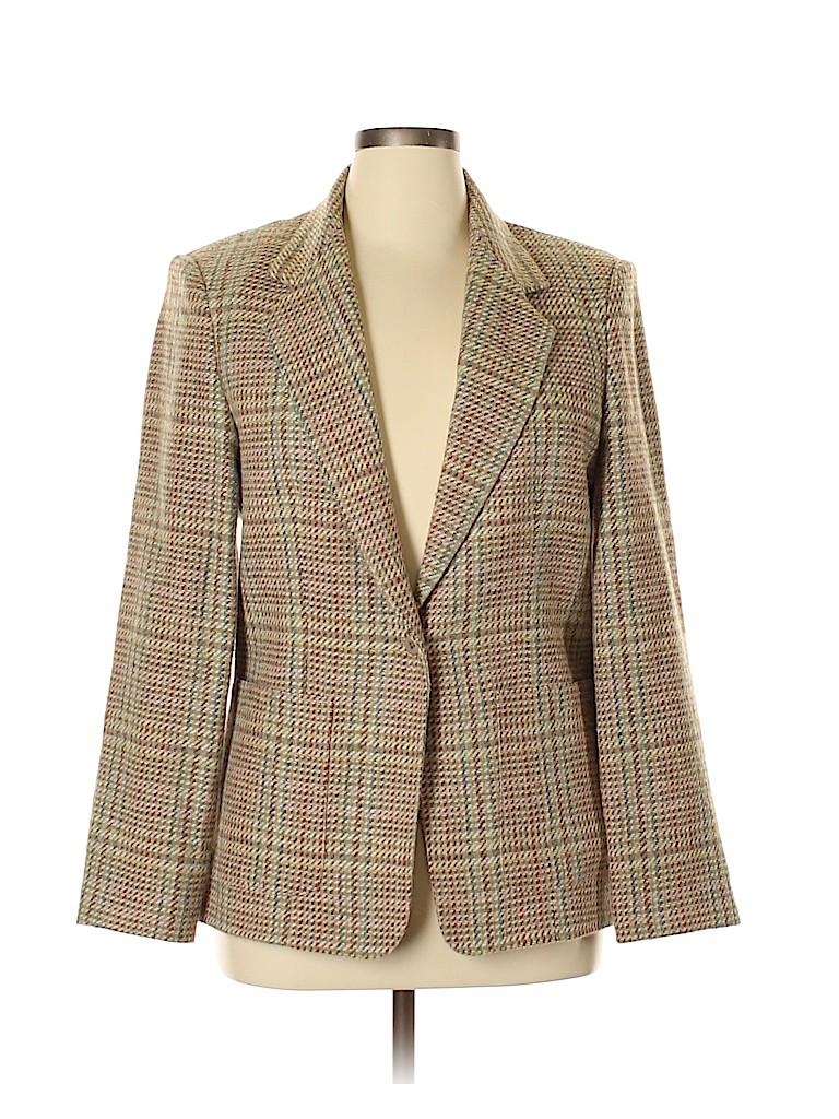 Worthington Women Blazer Size 14 (Tall)