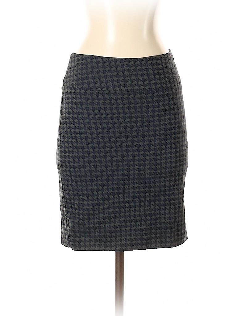 Margaret M Women Casual Skirt Size M (Petite)