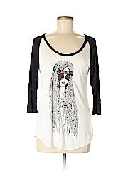 Lauren Moshi 3/4 Sleeve T-shirt