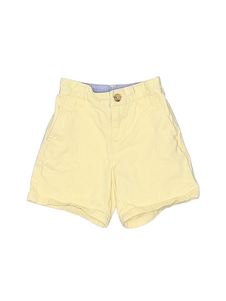Janie and Jack Girls Khaki Shorts Size 12-18 mo