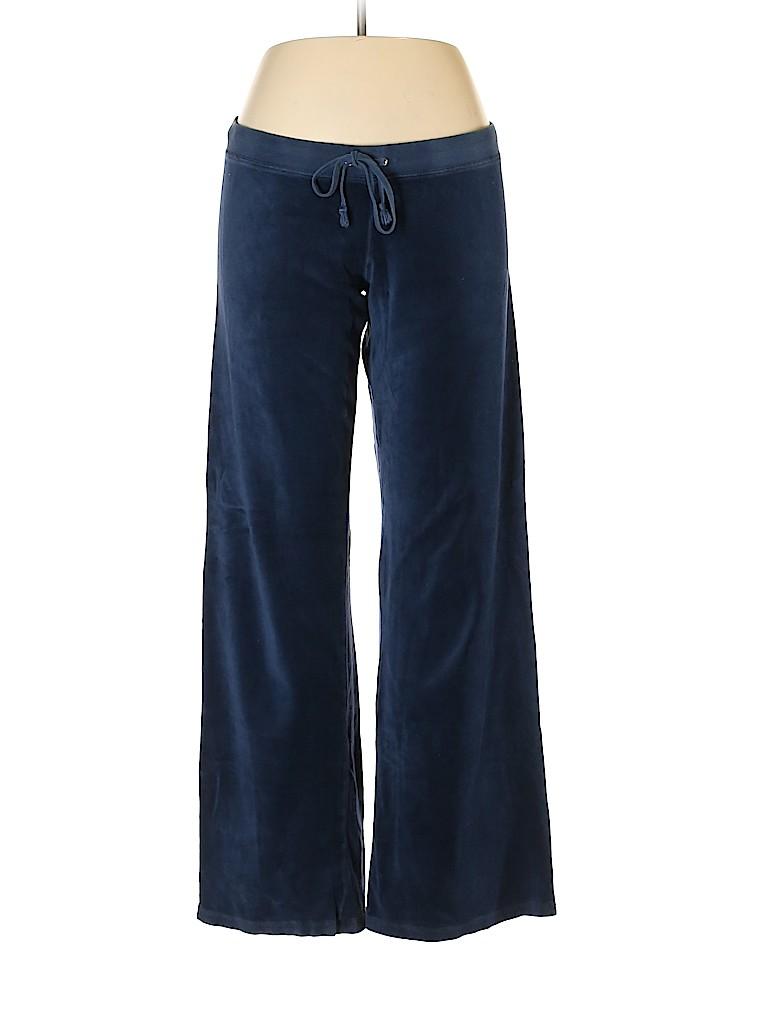 Juicy Couture Women Velour Pants Size L