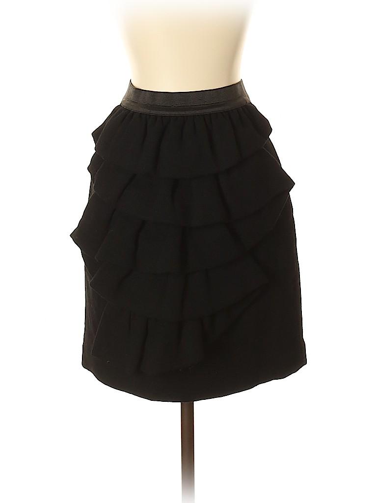 3.1 Phillip Lim Women Wool Skirt Size 4