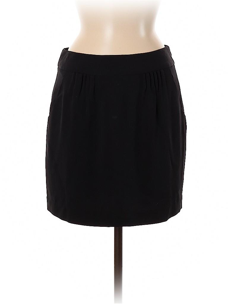 Theory Women Silk Skirt Size 6