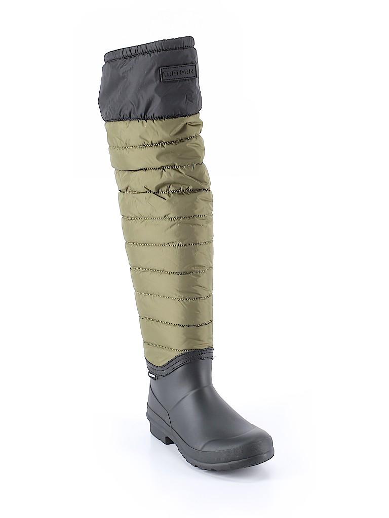 25bdcb998b0 Tretorn Color Block Green Rain Boots Size 7 - 54% off   thredUP
