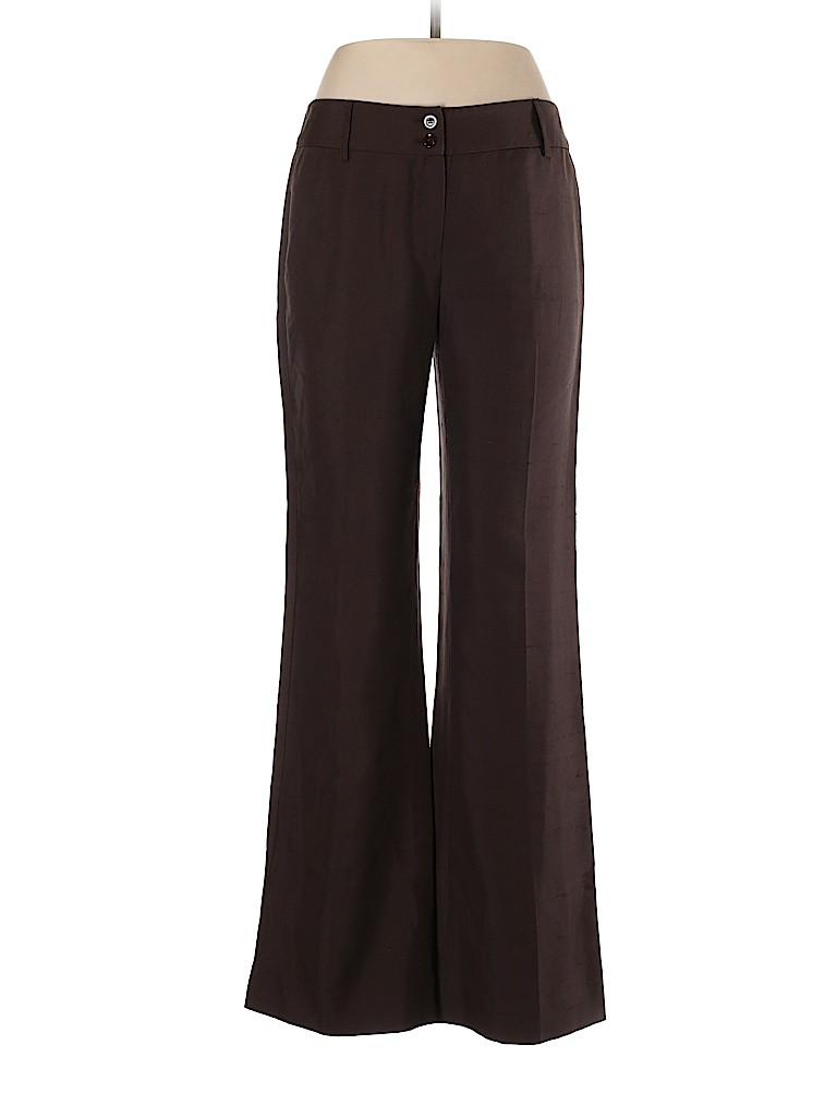 Etcetera Women Silk Pants Size 8