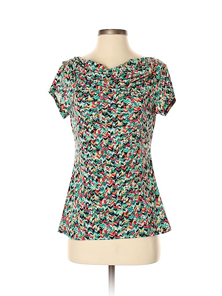 Bleeker & McDougal Women Short Sleeve Top Size S