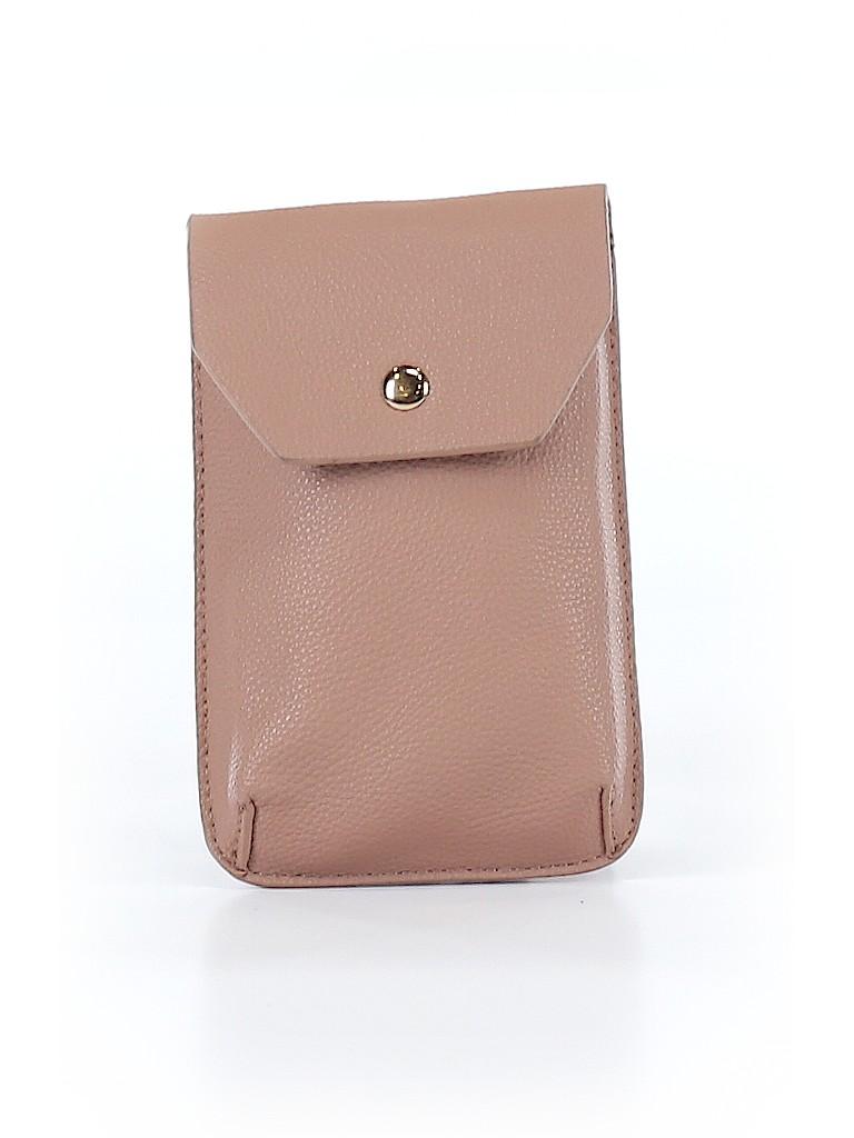 Pink Haley Women Crossbody Bag One Size