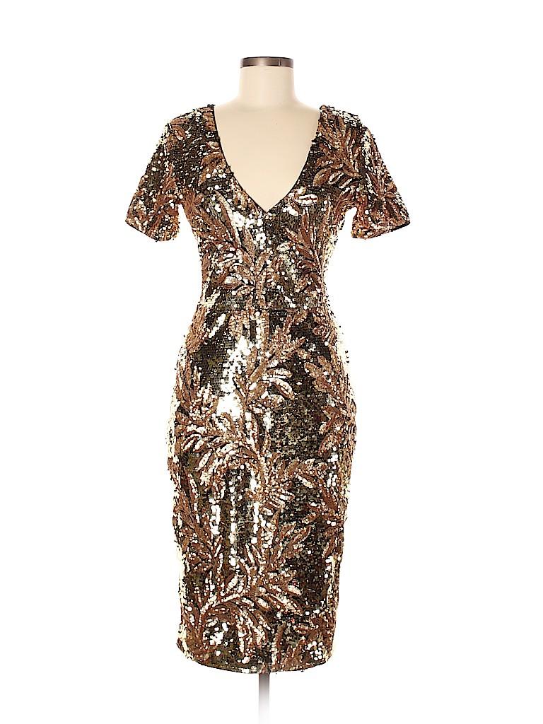 Club L Women Cocktail Dress Size 38 (EU)