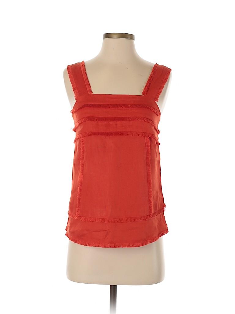 J. Crew Women Sleeveless Blouse Size 000
