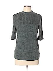 Noir Short Sleeve Top