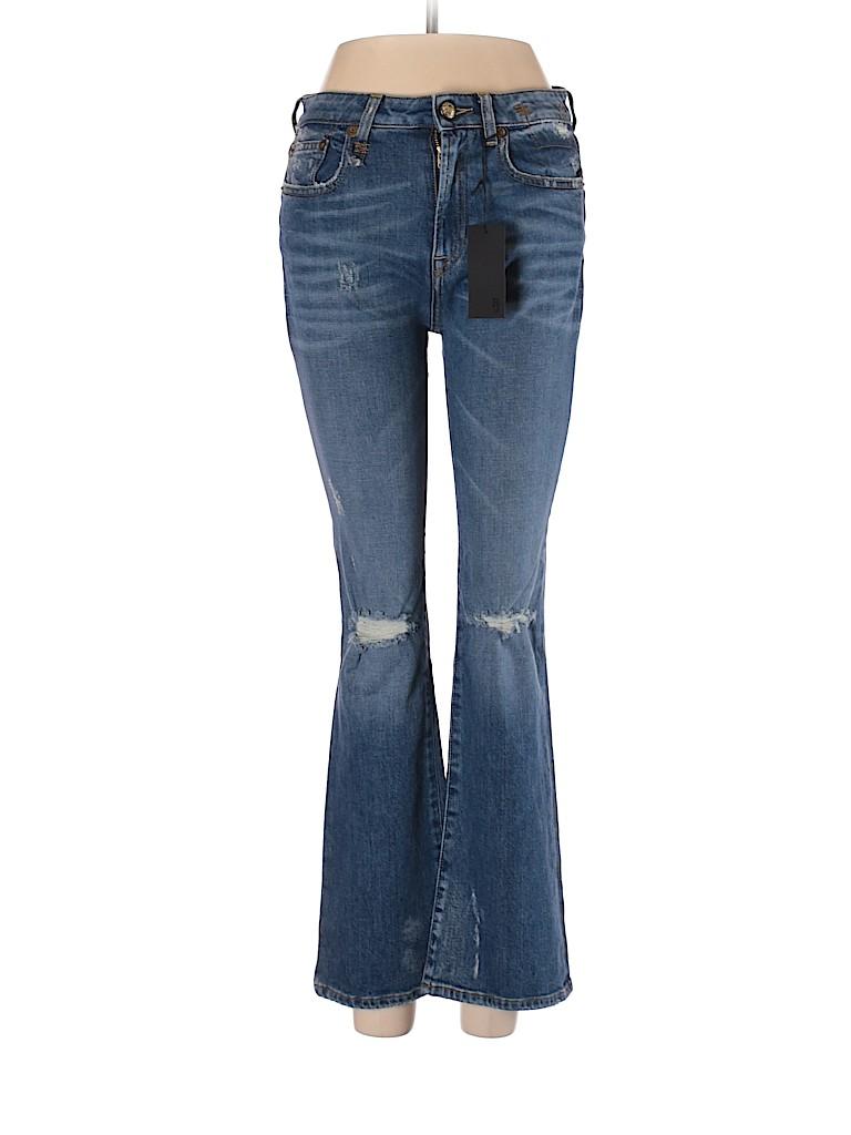 R13 Women Jeans 27 Waist