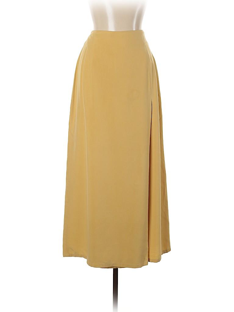 Express Women Silk Skirt Size 11 - 12