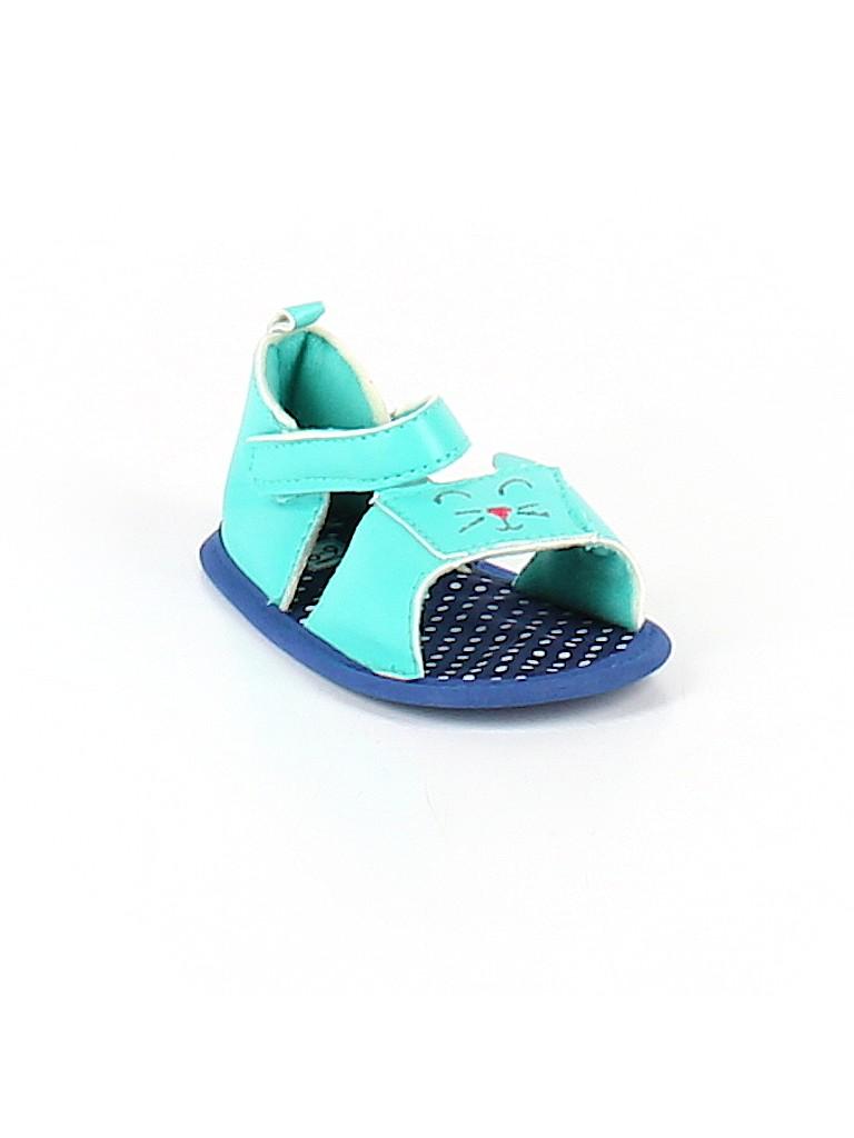 Carter's Girls Sandals Size 6-9 mo