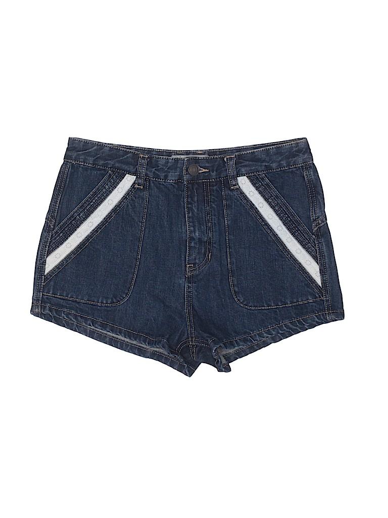 Free People Women Denim Shorts 28 Waist