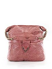 Pour La Victoire Leather Shoulder Bag