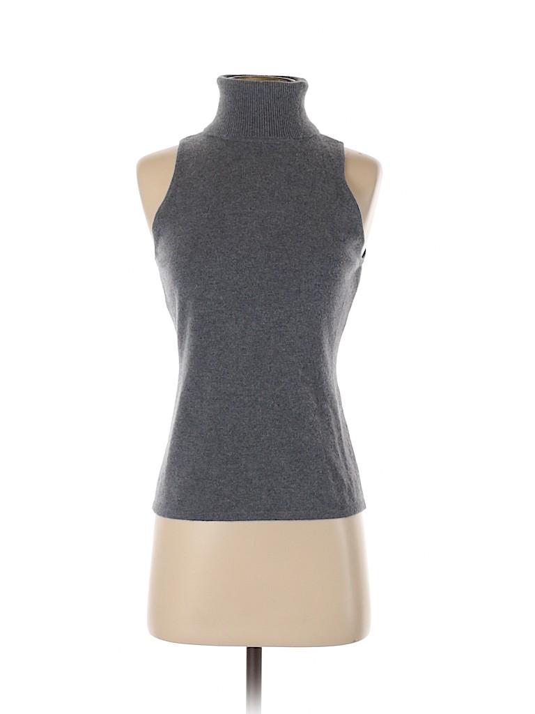 Per Se By Carlisle Women Cashmere Pullover Sweater Size Sm (1)