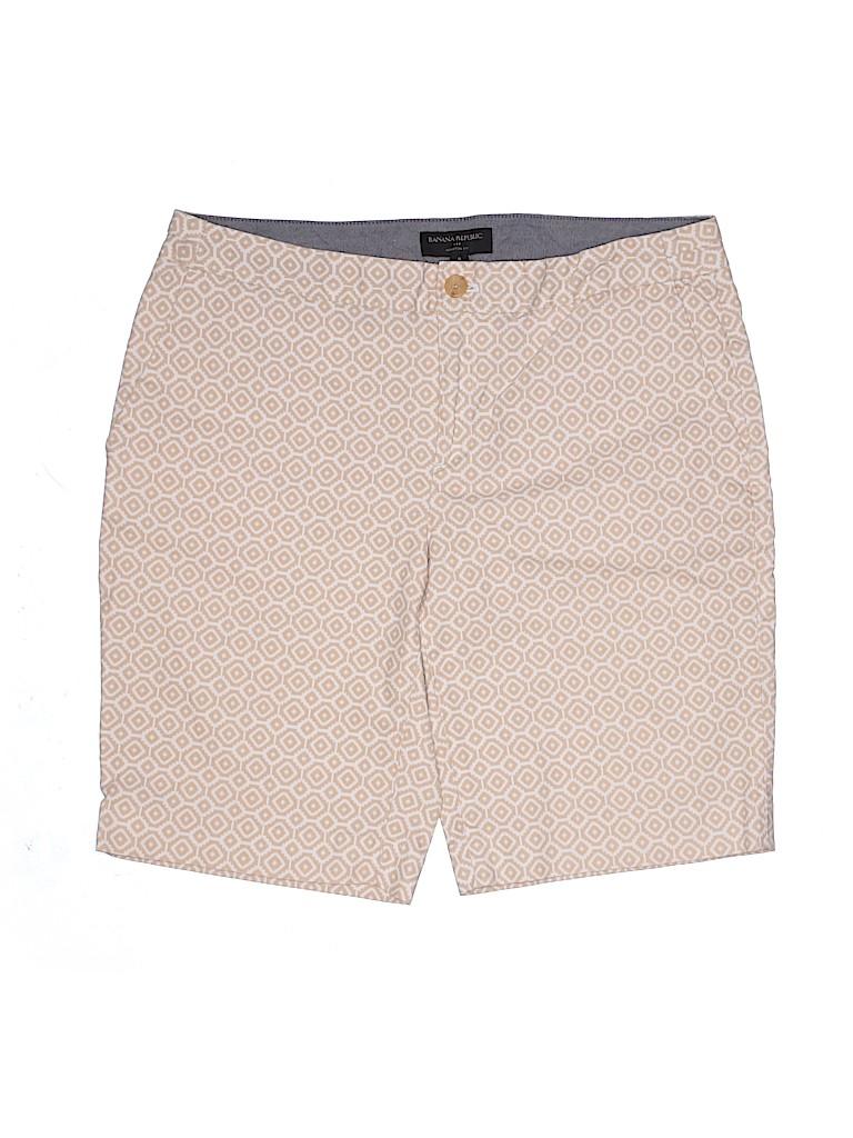 Banana Republic Factory Store Women Dressy Shorts Size 8