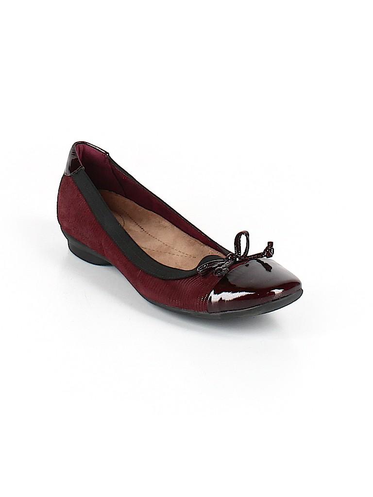 Clarks Women Flats Size 7