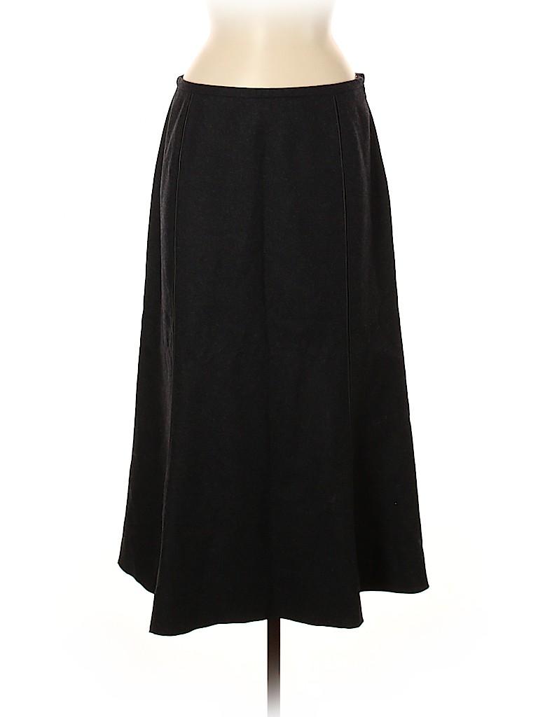 Harve Benard by Benard Holtzman Women Wool Skirt Size 8