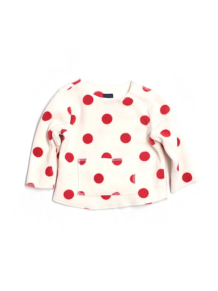 Baby Gap Girls Sweatshirt Size 6-12 mo