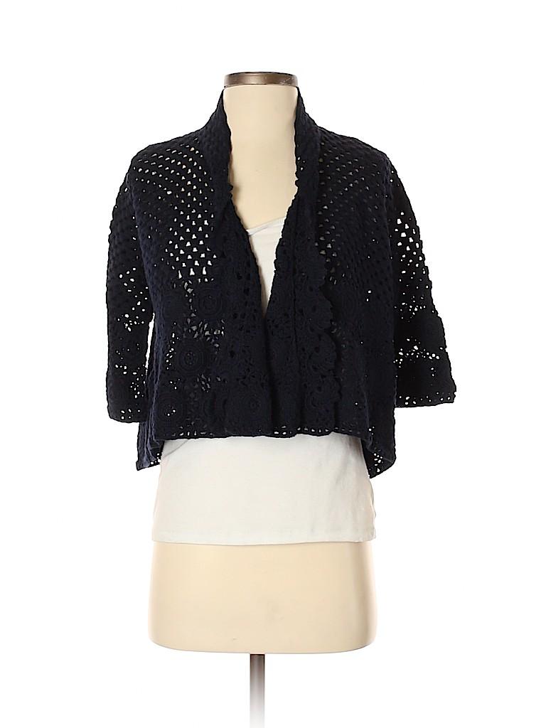 Cotton by Autumn Cashmere Women Cardigan Size S