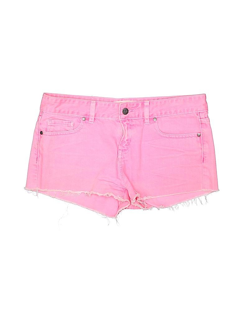 Victoria's Secret Pink Women Denim Shorts Size 6