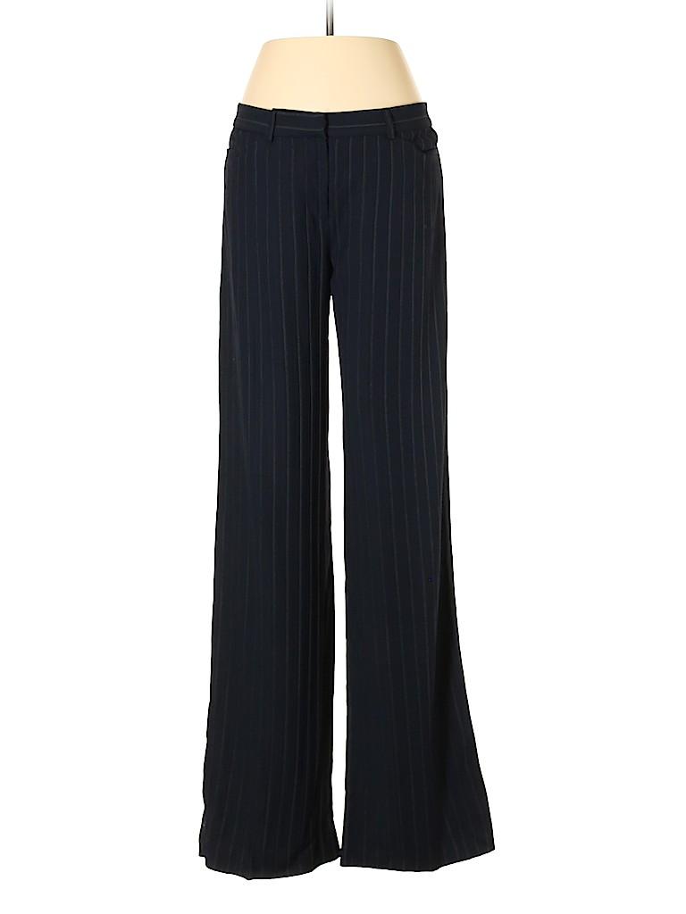 Emporio Armani Women Wool Pants Size 8