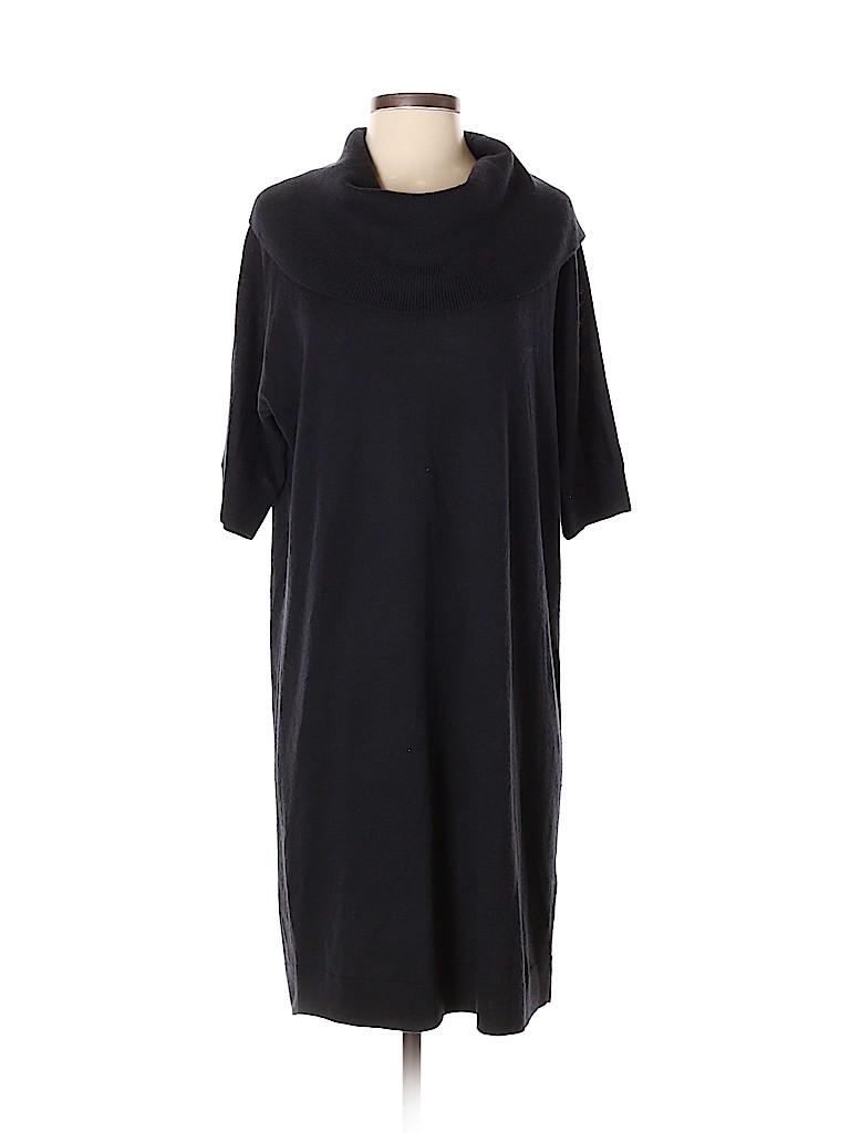 Lands' End Canvas Women Casual Dress Size S