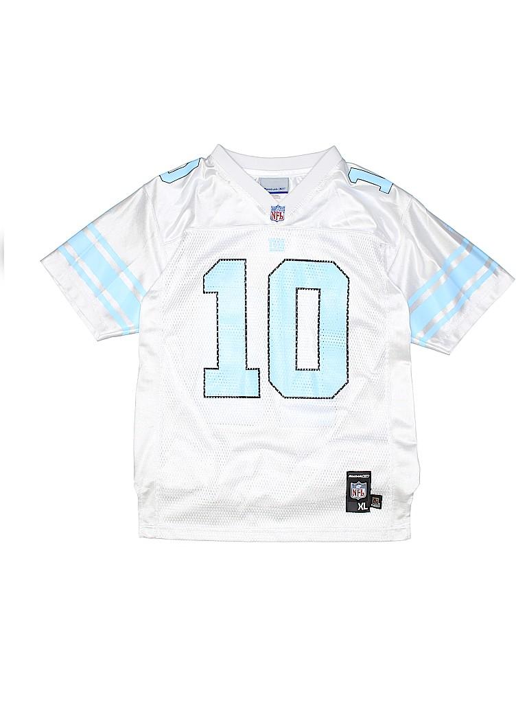 Reebok Boys Short Sleeve Jersey Size 16