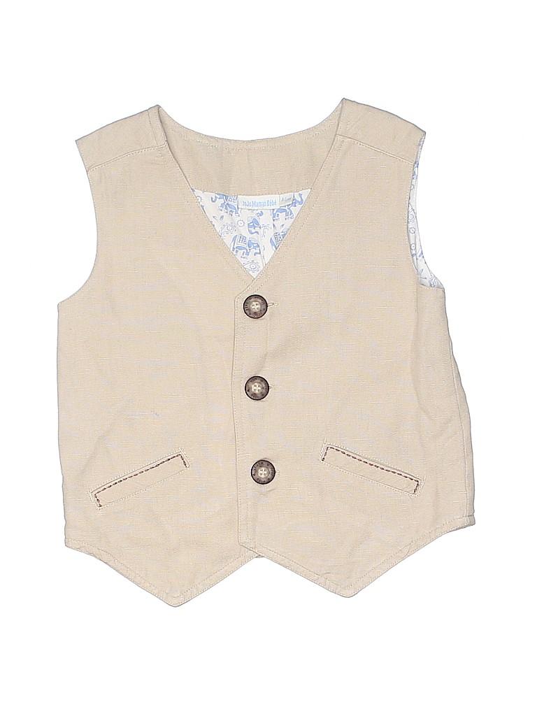 JoJo Maman Bebe Boys Vest Size 4-5