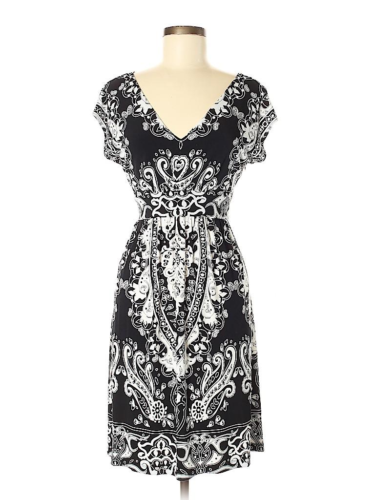 Chequer Women Casual Dress Size 6