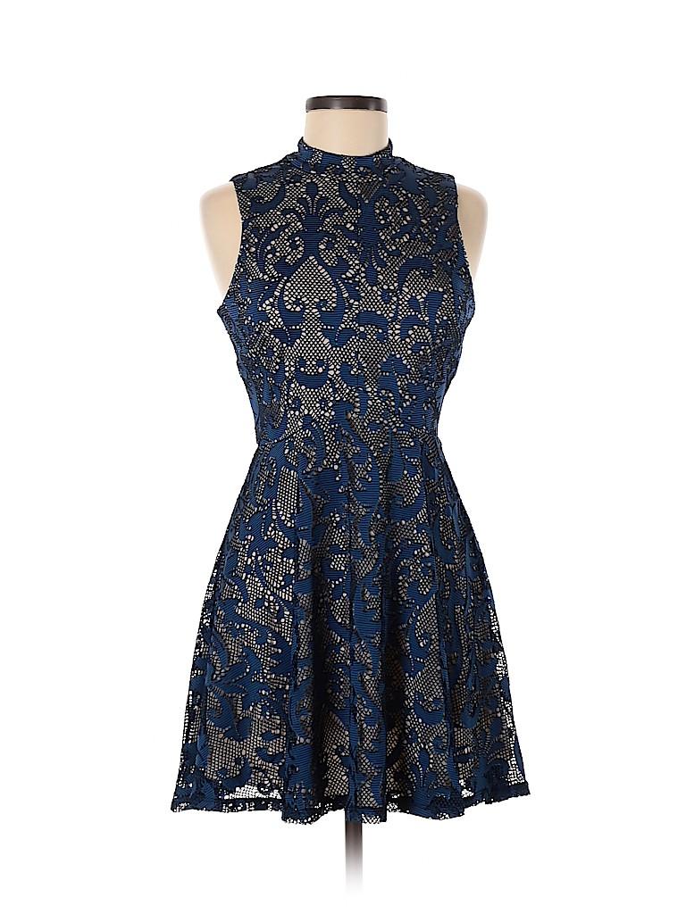 Bailey Blue Women Cocktail Dress Size M
