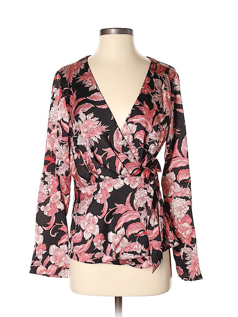 VICI Women Long Sleeve Blouse Size S