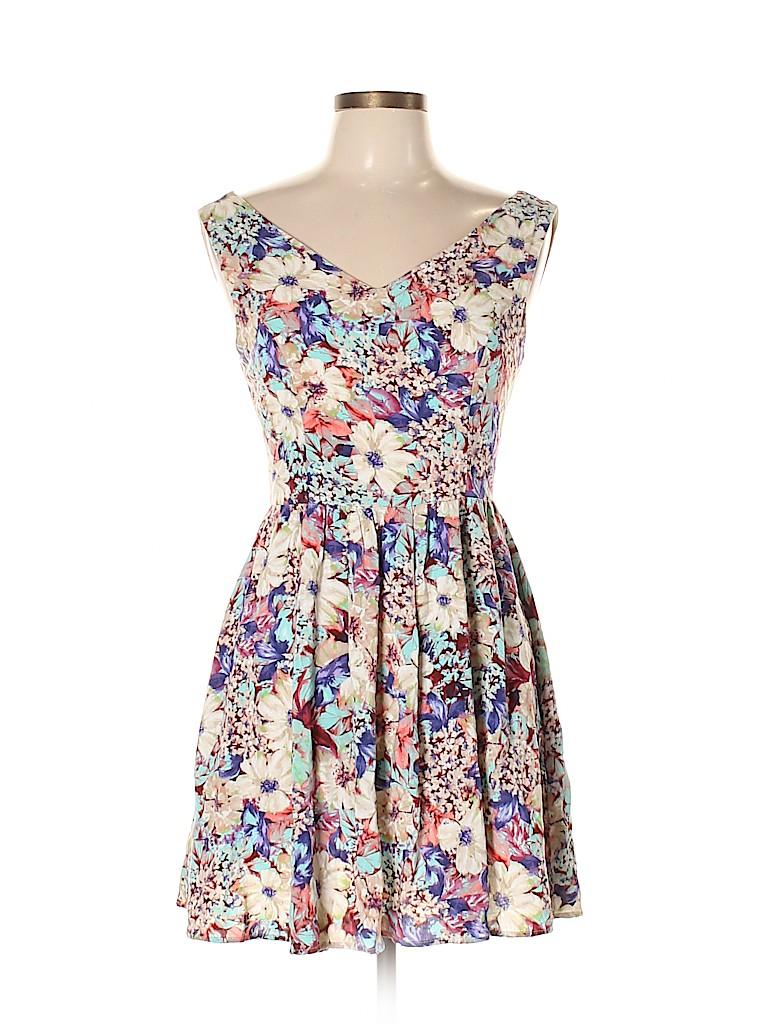 Love Culture Women Casual Dress Size L
