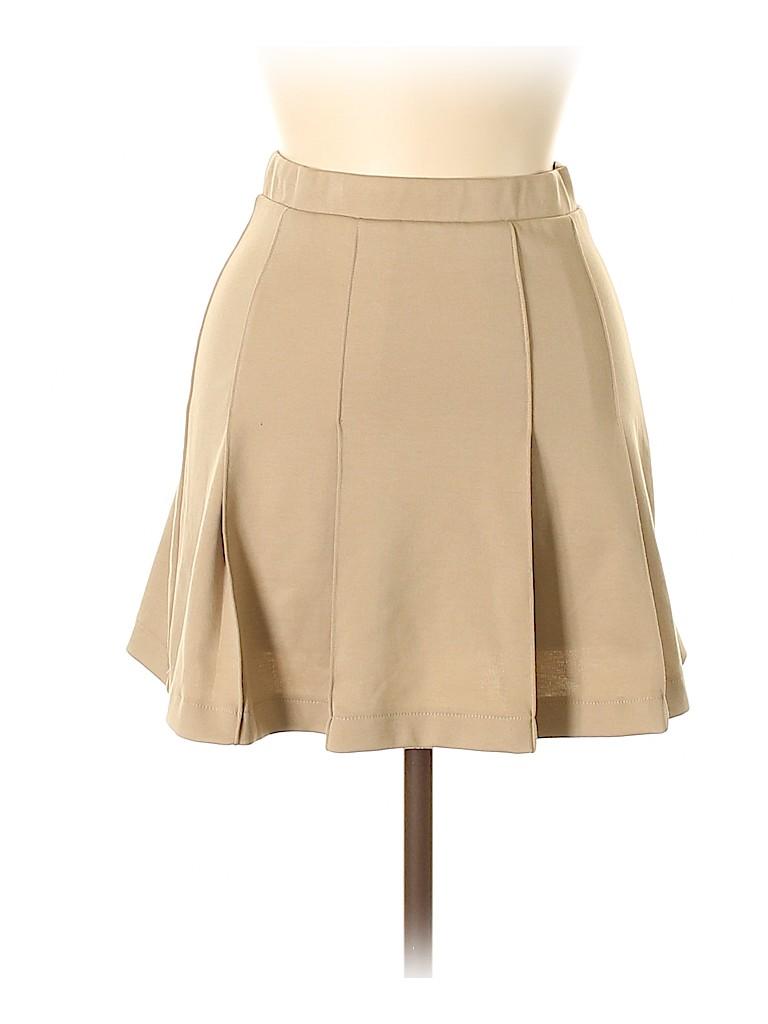 Lands' End Women Casual Skirt Size 0