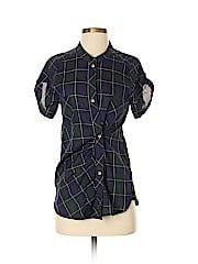 Étoile Isabel Marant Short Sleeve Button-down Shirt
