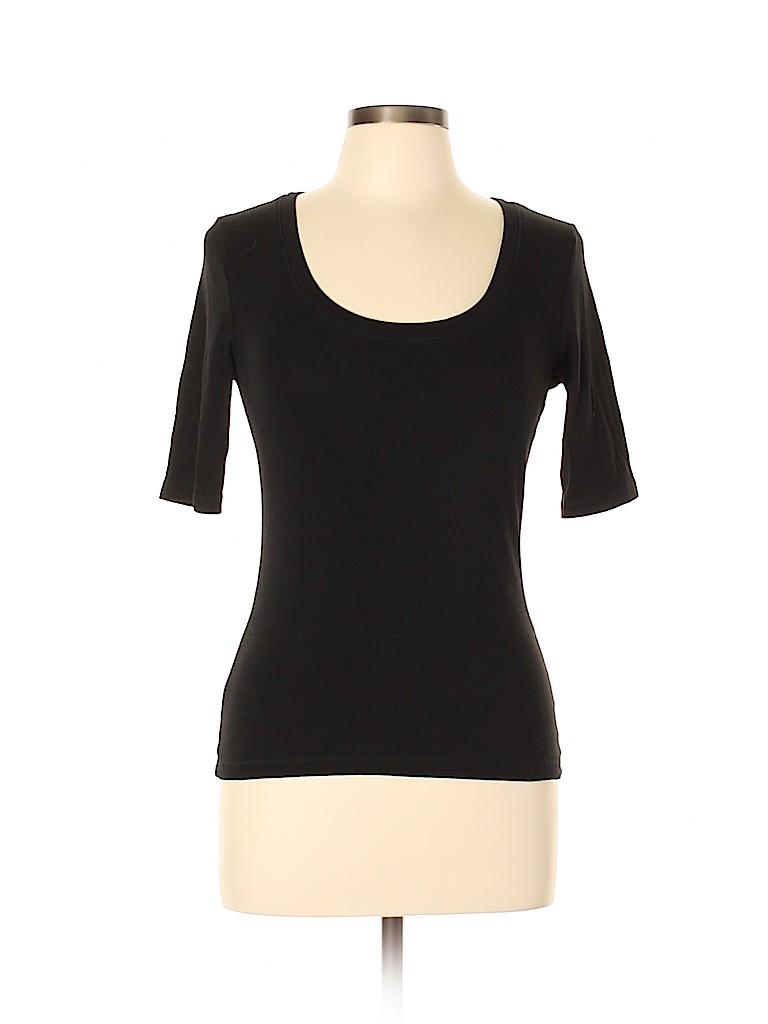 Susan Bristol Women 3/4 Sleeve T-Shirt Size M