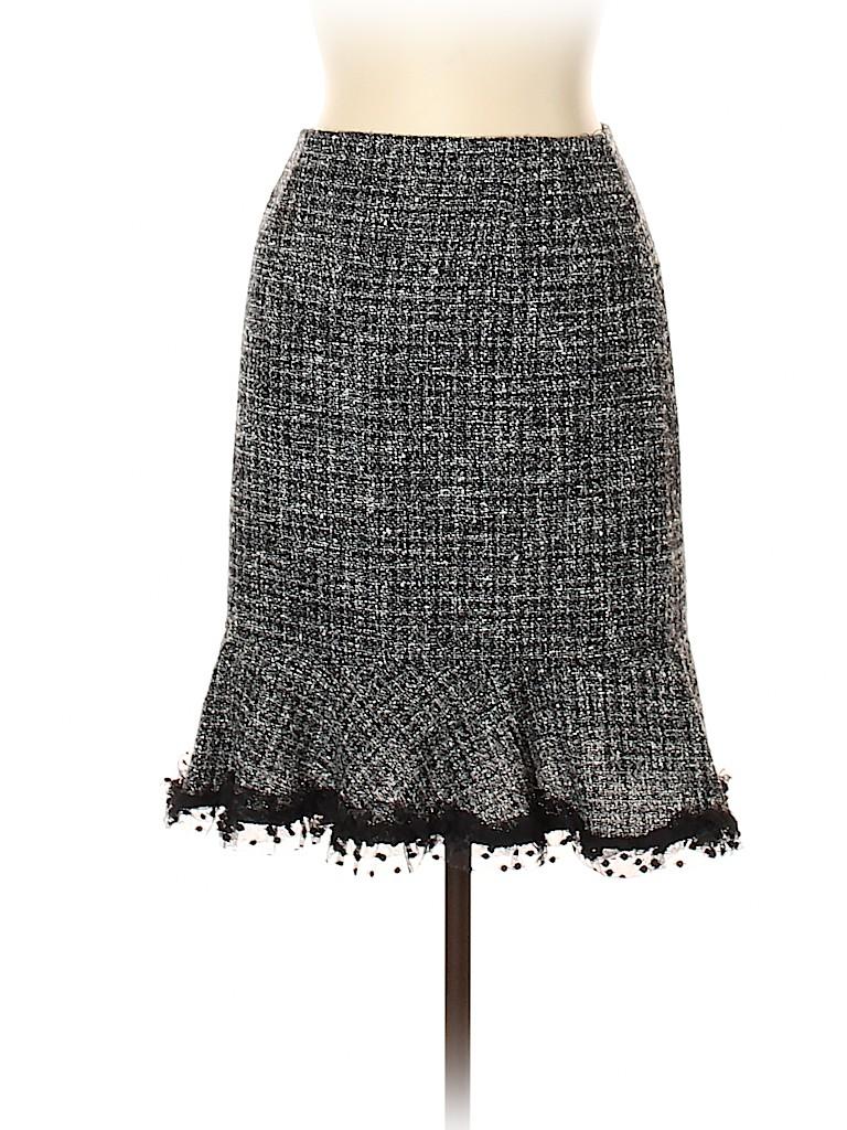 Teri Jon by Rickie Freeman Women Casual Skirt Size 8