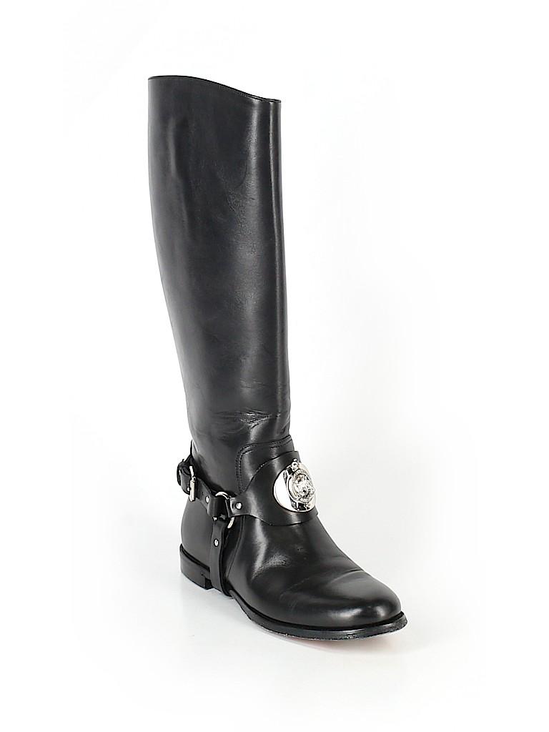 Ralph Lauren Collection Women Boots Size 6
