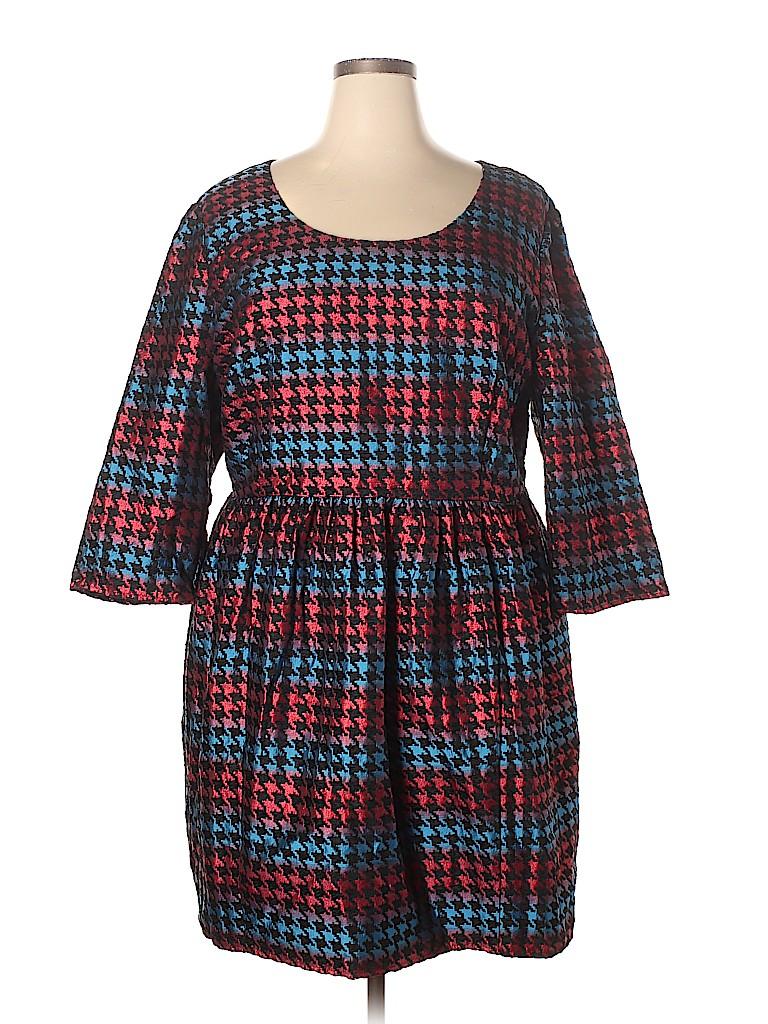 ASOS Curve Women Casual Dress Size 20 (Plus)