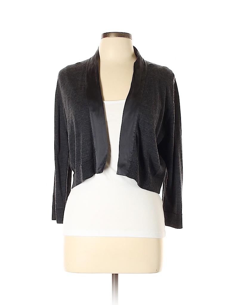 Calvin Klein Women Wool Cardigan Size XL