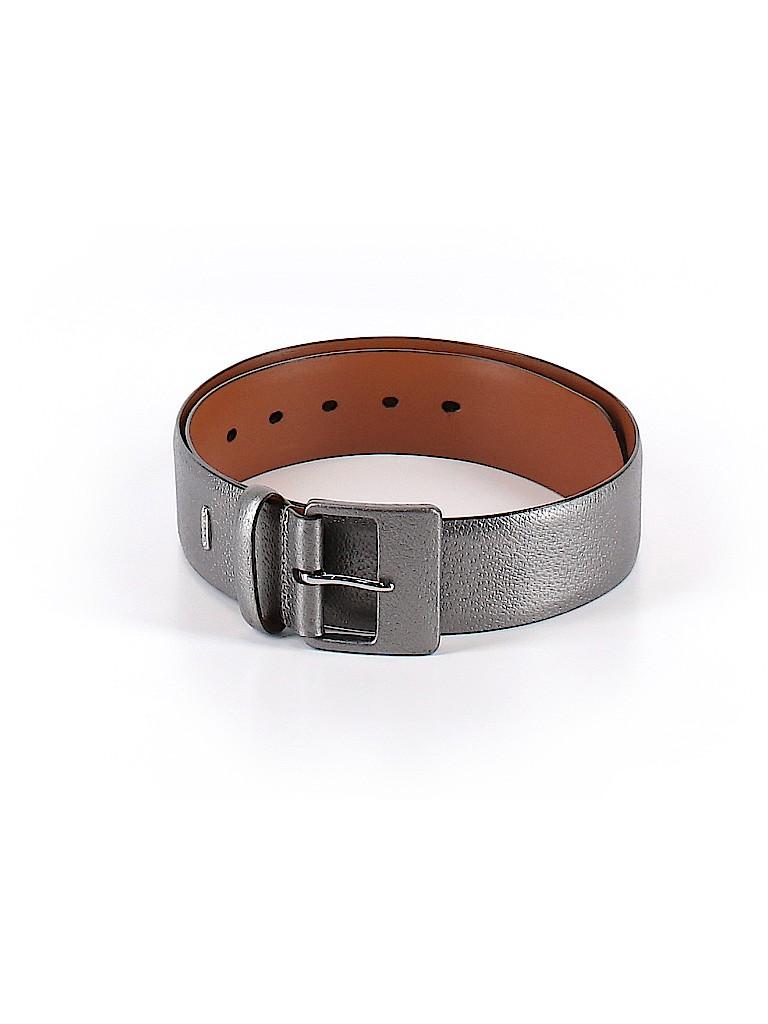 Lauren by Ralph Lauren Women Leather Belt Size S
