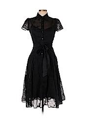 Maria Bianca Nero Casual Dress